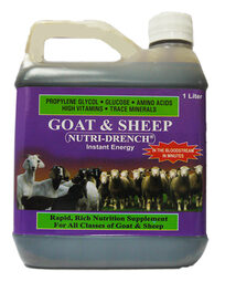 Q Drench Goat Dose Goat and Sheep Nutri-D...